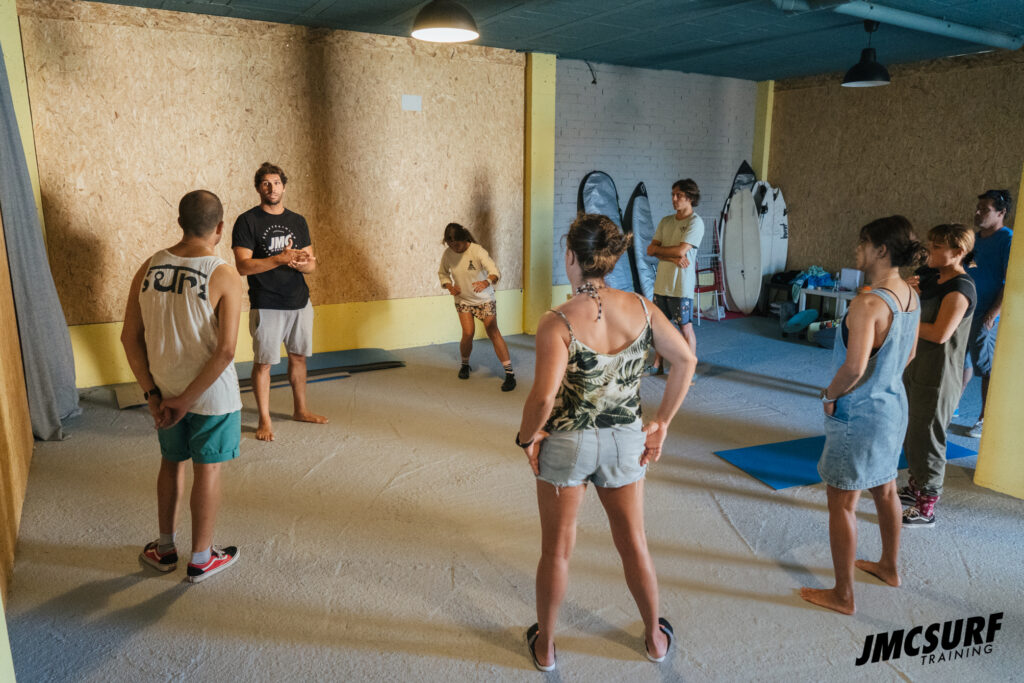 CLINIC WITH JMC SURF TRAINING